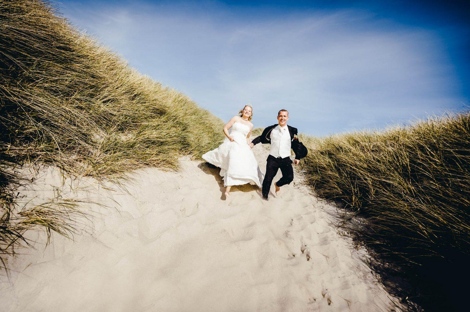 Hochzeitsportrait aus Sylt am Stand